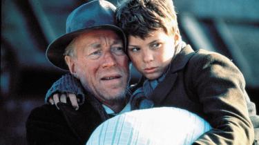 Pelle Hvenegaard debuterede som 12-årig ved siden af Max von Sydow i 'Pelle Erobreren' (1987).