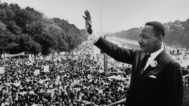Man bliver ikke fri til at realisere sin kapacitet som menneske, hvis man bare vinder rettigheder og fjerner undertrykkelse, mente Martin Luther King.