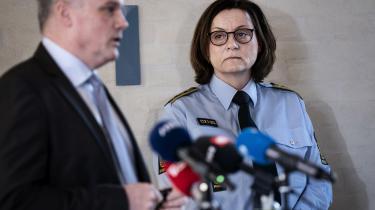 Det er endnu for tidligt at sige, hvad de 14 anholdtes terrorplaner præcis har gået ud på. Det fortalte operativ chef i PET, Flemming Drejer, ved et pressemøde fredag.