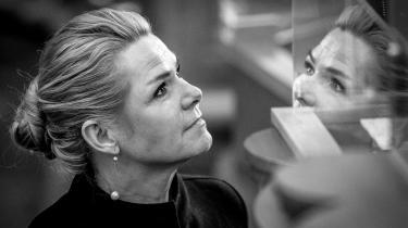 Ifølge erhvervsmediet Finans har Inger Støjberg stiftet firmaet 'Inger Støjberg – til kamp for danske værdier'.