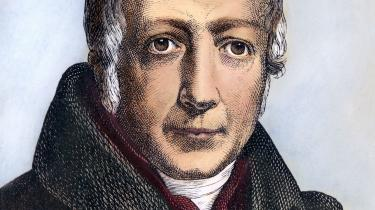 I dette digre værk fra Hans Reitzels Forlag får vi blandt andet serveret en glimrende originaltekst af den tyske videnskabsmand og grundlægger af universitetet i Berlin, Wilhelm von Humboldt (1762-1835).
