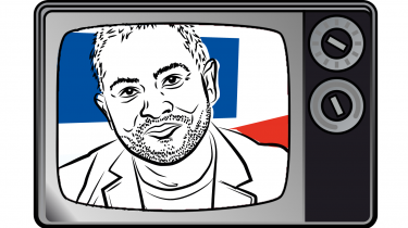I serien 'Langsomme samtaler om USA' interviewer chefredaktør Rune Lykkeberg  Bhaskar Sunkara, der er forfatter til 'The Socialist Manifesto' og grundlægger af tidsskriftet Jacobin Mag, om socialismen i USA. Se med her