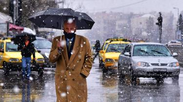 Flygtningenævnet har tidligere vurderet, at forholdene i Damaskus, hvor det sner i disse dage, er blevet forholdsvis sikre, og nu er vurderingen udvidet til landdistrikterne, det såkaldte Rif Dimashq, der før borgerkrigen husede over to millioner indbyggere.