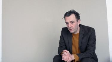 Nikolaj Nørlund har altid været en rolig melankoliker og afdæmpet vokalist.