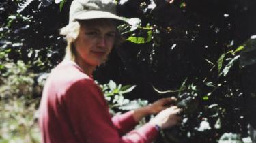 Forfatter Katrine Marie Guldager ser tilbage på dengang i 1987, da hun som 20-årig tog til Nicaragua midt i en borgerkrig