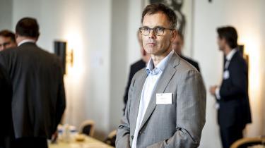 Klimarådets formand Peter Møllgaard har fem anbefalinger til, hvordan regeringen når 70-procentsmålet.