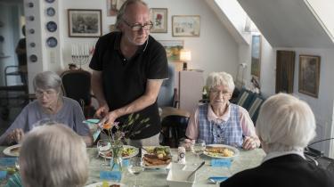 I mange år er ældrebyrden blevet italesat som en af de største udfordringer for den danske velfærdsstat. I dag er truslen ikke længere så alvorlig.