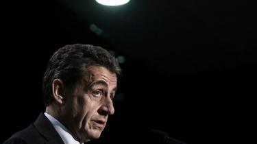 Den 66-årige ekspræsident Nicolas Sarkozy har kaldt sagsanlægget mod ham for en fornærmelse mod hans intelligens.