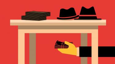 Kriminelle leverandører kan underbyde deres lovlydige konkurrenter, fordi de aldrig har tænkt sig at afregne moms og skat.