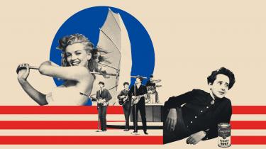 Kulturelt og kunstnerisk var USA en ubetydelig provins i verden i 1945. 20 år senere var amerikanernes populærkultur blevet vores alle sammens kultur, og USA var blevet til en historisk stærk kulturel supermagt. Den amerikanske forsker Louis Menand fortæller, hvordan det gik til
