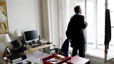 »Vi har i vores kontrol fokus på alle led i handelskæden. Men det sagt, så kan vi ikke stoppe alt eller udstede garantier mod økonomisk kriminalitet. Det er vores oplevelse, at der i visse kredse er stor vilje til at begå svig,« understreger underdirektør i Skattestyrelsen Katrine Krone. Arkivfoto af skatteminister, Morten Bødskov.