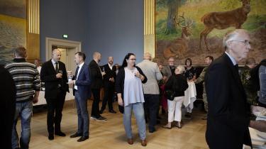 Ved kommunalvalget i 2017 var Christel Gall Dansk Folkepartis spidskandidat i Odense. Der er få kvinder i lokalpolitik særligt på højrefløjen og på landet.