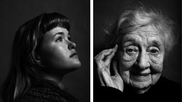 Mange kvinder på min alder døjer med psykiske problemer, fortæller 25-årige Fanny Fauli, mens 75-årige Jette Knudsen husker at være vokset op i en tid, hvor alting gik fremad for kvinder. Information har talt med ni forskellige danskere om deres liv som kvinder