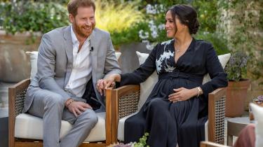 Meghan Markle og prins Harry er ved at skabe deres egen medieplatform med aftaler med Netflix, Spotify og altså et stort opsat interview med Oprah Winfrey.