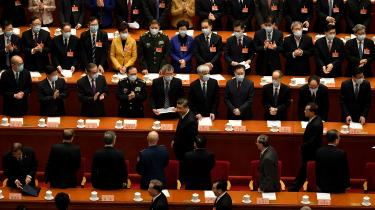 Selv om præsident og partichef Xi Jinping er den stærkeste leder i Kina i årtier, er han ikke uden politiske rivaler på de indre linjer.