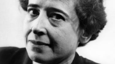 Julia Kristevas forelæsninger er en god anlending at se på Hannah Arendt med psykoanalytiske briller.