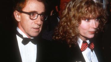 En skilsmisse kan dårligt blive grimmere, end den Woody Allen og Mia Farrow gennemgik under massiv medieopmærksomhed i 1992-93.