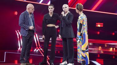 Duoen Ida og Neva har oplevet så grænseoverskridende had på nettet, at de var lettede over at være færdige i X Factor i sidste uge.