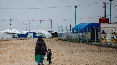 Hvis der ikke tages alvorligt hånd om problemet i de to lejre al-Roj (billedet) og al-Hol, er det ifølge dagens kronikør kun et spørgsmål om tid, inden Islamisk Stat eller en udbryderterrorgruppe igen kan få fodfæste i Mellemøsten med den dertilhørende trussel for resten af verden.