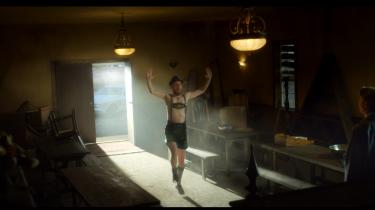 Den historie, Ulrich Thomsen fortæller i sin anden film som instruktør – om en mand, der vil åbne en pølserestaurant, og en anden mand, der syntes, han hellere skulle lade være – er ikke særlig god.