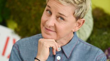 Talkshowvært Ellen Degeneres har måttet sande, at det ikke er nok at være flink på skærmen.