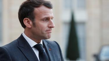 Mange franskmænd mener ikke, at Macrons regering følger klimaborgertingets forslag i tilstrækkelig grad.