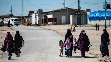Forholdene i al-Hol-lejren er forfærdelige, fortæller Salam Al-Janabi fra UNICEF i Syrien, der flere gange har besøgt al-Hol-lejren.