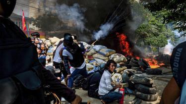 Mindst 510 civile er blevet dræbt siden militærkuppet 1. februar ifølge de seneste opgørelser.