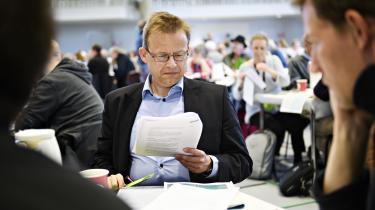 Tidligere borgmester Mikkel Warming er en del af et netværk, der nu vil arbejde for et opgør med Enhedslistens EU-modstand.