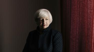 Finansminister, Janet Yellen, opfordrede i en tale mandag G20-gruppen og OECD-landene til at enes om en global minimumskat på multinationale selskaber.