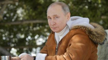Undertrykkelse har en pris, også for Putin.