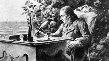 Thomas Bredsdorff leverer med ubesværethed et personligt vinklet bidrag til litteraturen om Danmarks første professionelle digter, Johannes Ewald