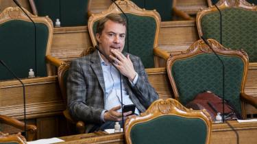 Morten Messerschmidt finansierede tilsyneladende sommergruppemødet med EU-støttemidler givet til det europæiske parti Meld.