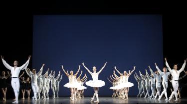 Harald Landers mesterværk 'Etudes' fra 1948 har både overlevet ham og hans ydmygende krænkelsessag 'Lander-affæren'. Her danset af Den Kongelige Ballet i 2010.