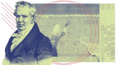Alexander von Humboldt var en manisk arbejdsmaskine og et videnskabeligt vidunder. Han klatrede højere op, end nogen før havde været – og deroppe på siden af en udslukt vulkan opfandt han et nyt blik på naturen. Et blik, som vi i dag må tilegne os for at redde kloden ud af suppedasen