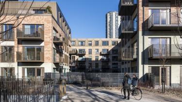 Carlsberg Byen i København er et af de nye kvarterer, som det formentlig er de færreste arbejdere, der har råd til at købe en bolig i.