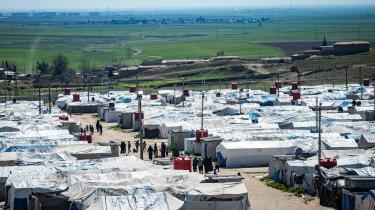 Den fireårige traumatiserede pige, som sidder i den syriske fangelejr al-Roj, er sindbilledet på folketingsflertallets inkarnerede modbydelighed.