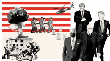 Joe Biden har på de første 100 dage skabt en alliance med den nye venstrefløj i USA og udnyttet pandemien til at give USA en helt ny begyndelse. Men demokraterne skal ifølge den amerikanske historiker Gary Gerstle vinde tre valg i træk herfra, hvis Bidens begyndelse skal føre til blivende forandringer