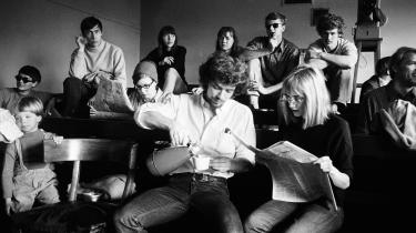 Universitetet besat! Med 60'ernes og 70'ernes ungdoms- og studenteroprør fik Karl Marx' hovedværk tag i endnu en generation.