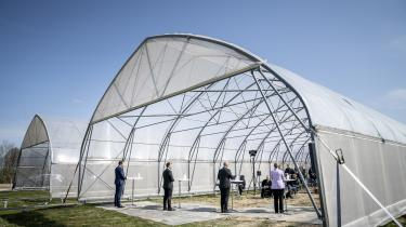 Onsdag kunne eksperterne i Klimarådet se Dan Jørgensen og tre andre ministre præsentere et udspil, hvor langt størstedelen af reduktionerne i landbruget skal findes ved hjælp af usikre teknologiske løsninger.