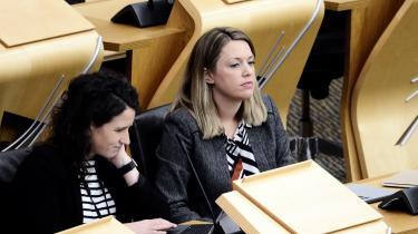 »Skotland skal have kontrol over sin egen fremtid,« siger Jenny Gilruth, der er minister for Europa og international udvikling i den skotske selvstyreregering.
