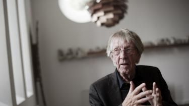 Kjell Askildsen fotograferet i forbindelse med et interview i 2011.