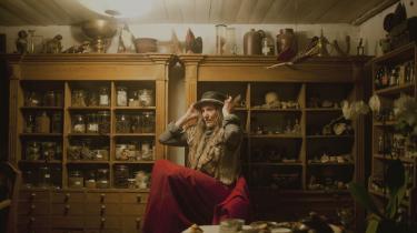 Heksen Dannie Druehyld er død. Og verden er blevet et lidt mindre magisk sted. Information besøgte hende i Rold Skov i 2013.