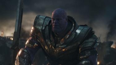 Corona-nedlukningen af kulturinstitutionerne får kulturredaktøren til at tænke på superskurken Thanos fra 'Avengers'.