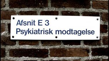 Det var blandt andet anvendelsen af tvang i psykiatrien, der blev kritiseret, da Danmark torsdag blev eksamineret i menneskerettigheder af FN's medlemslande.