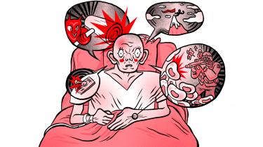 I de metaforer, mænd bruger om deres kræftsygdom, finder man genkendelige maskuline tematikker som elitesport, teknologi og krig. Men kræften ender i mange tilfælde også med at ændre deres forståelse af maskulinitet som noget mere rummeligt og emotionelt, skriver professor Karen Hvidtfeldt og institutleder Per Krogh Hansen i denne kronik