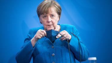 I denne uge vil Angela Merkels regering øge de tyske klimamål til 65 procent CO2-reduktion i 2030 og CO2-neutralitet i 2045.