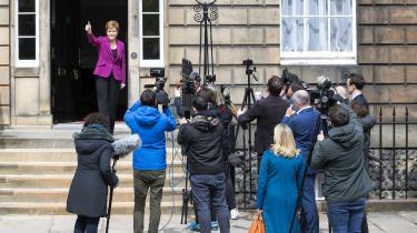 Med en valgsejr til førsteminister Nicola Sturgeon og hendes Scottish National Party (SNP) ser en afstemning om skotsk uafhængighed ud til at være rykket tættere på.