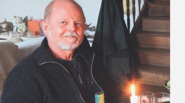 Ulrik Golodnoff var et søgende menneske, som vejledte både sig selv og andre med tarotkort. Og livet igennem var fascineret af riddertidens myter