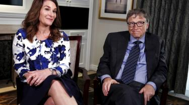 Bill og Melinda Gates skal skilles efter 27 års ægteskab. Selvfølgelig kommer det ikke bag på konspirationsteoretikerne, der har regnet årsagen ud